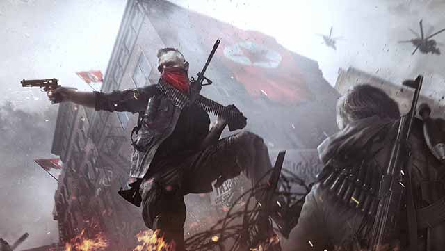 Homefront: The Revolution – D18