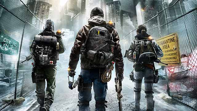 Tom Clancy's The Division – D18