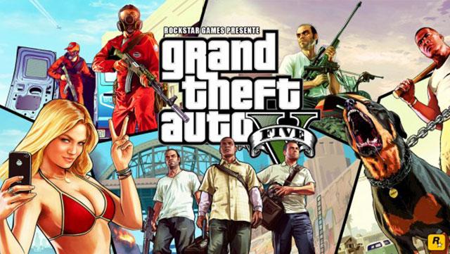 Grand Theft Auto V – D18