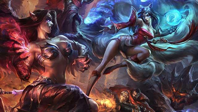 League of Legends – R