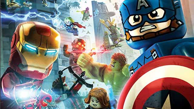 LEGO Marvel's Avengers – A12