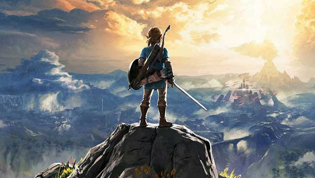The Legend of Zelda: Breath of the Wild – A12